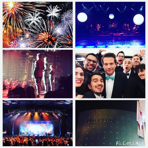 Monte Carlo Christmas Party: Stefano Signoroni » & The Mc » BUON ANNO!!! HAPPY NEW YEAR